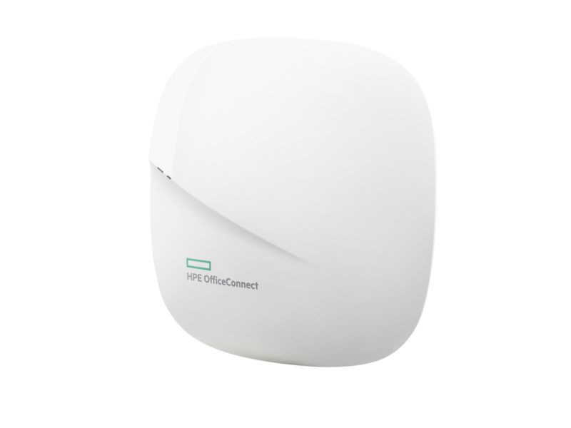 Access Point HPE OfficeConnect JZ074A Wi-Fi: 802.11ac frecventa: 2 4/5GHz - Dual radio cu alimentare PoE
