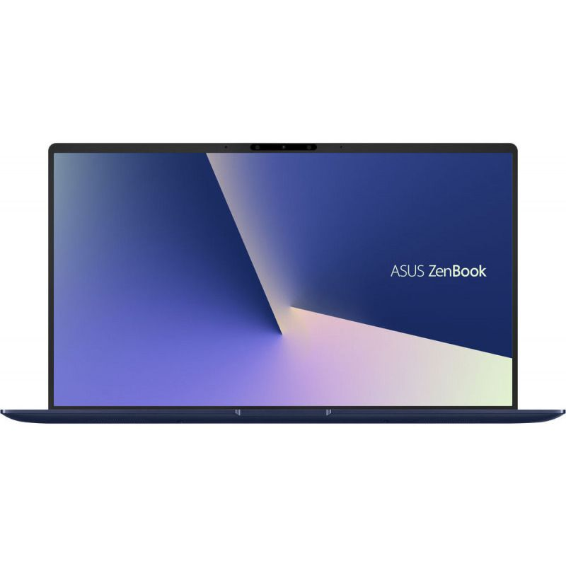 Ultrabook Asus ZenBook UX433FN 14 Full HD Intel Core i7-8565U MX150-2GB RAM 16GB SSD 256GB Windows 10 Home Albastru