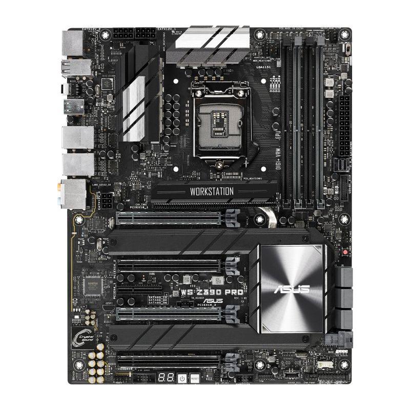 Placa de baza ASUS WS Z390 PRO Socket 1151 v2