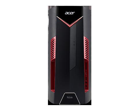 Sistem Brand Acer Nitro GX50-600 Intel Core i5-8400 GTX 1050 Ti-4GB RAM 8GB HDD 1TB Endless OS