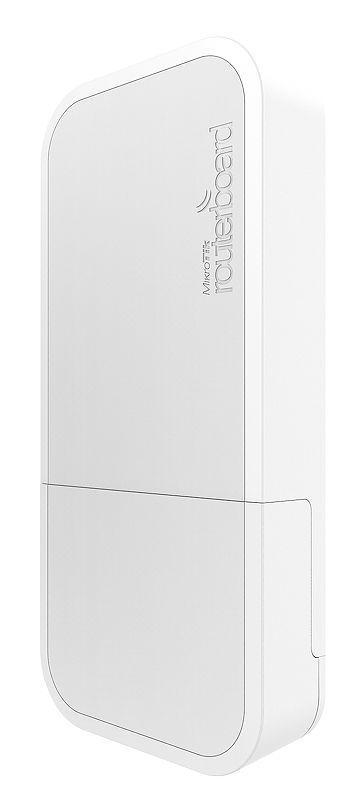 Access Point MikroTik wAP Wi-Fi: 802.11n frecventa: 2.4GHz - Single radio cu alimentare PoE