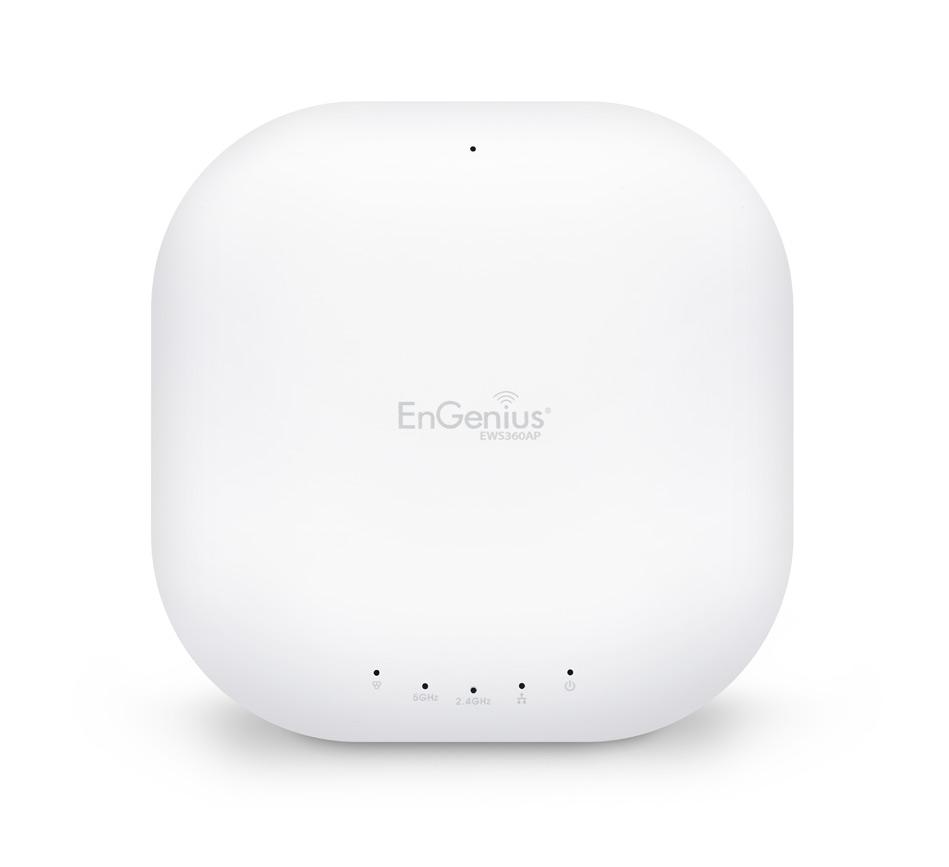 Access point EnGenius EWS360AP Wi-Fi: 802.11ac frecventa: 2 4/5GHz - Dual radio cu alimentare PoE
