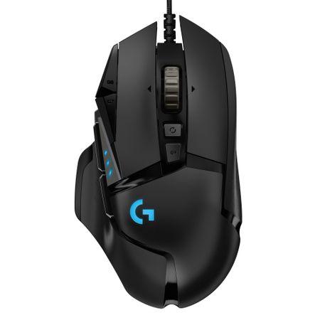 Mouse Gaming Logitech G502 Hero Black