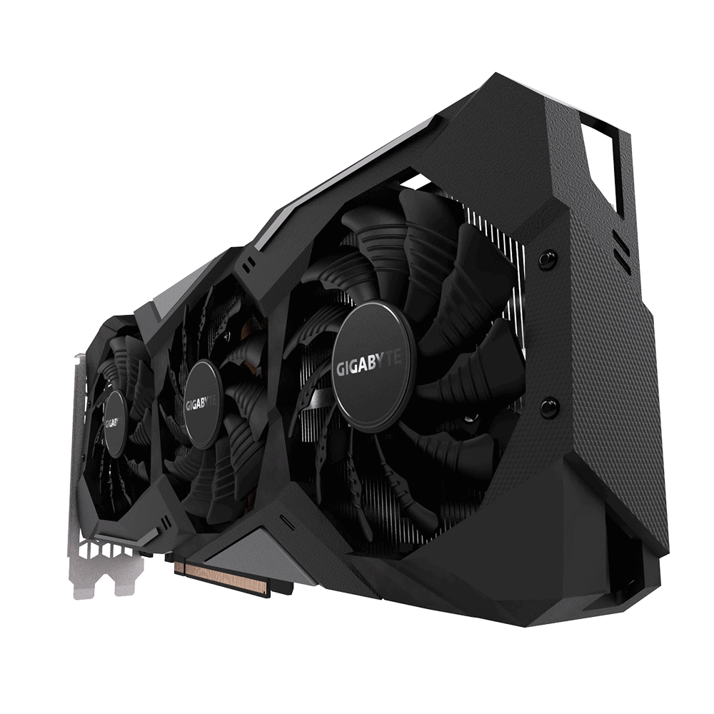 Placa Video Gigabyte GeForce RTX 2070 GAMING 8G 8GB GDDR6 256 biti