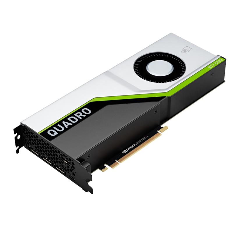 Placa Video PNY nVidia Quadro RTX 5000 16GB GDDR6 384 biti