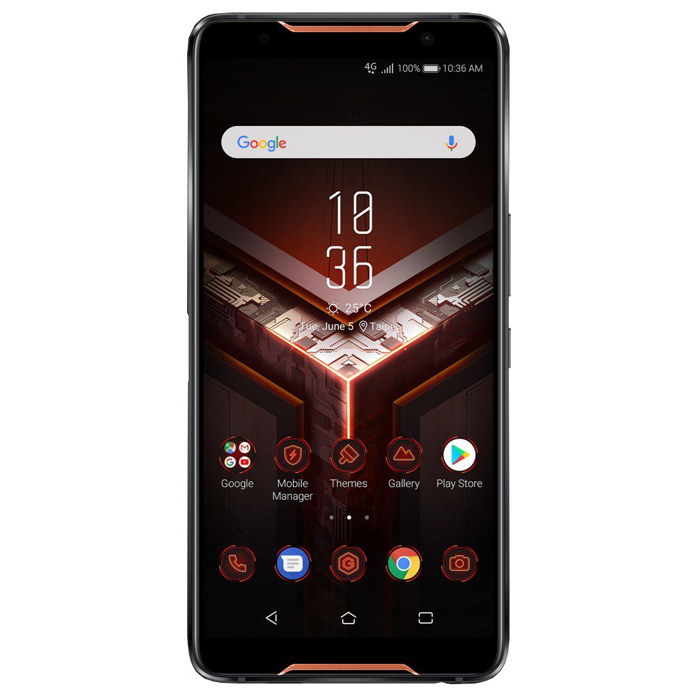 Telefon Mobil Asus ROG Phone ZS600KL 128GB Flash 8GB RAM Dual SIM Black