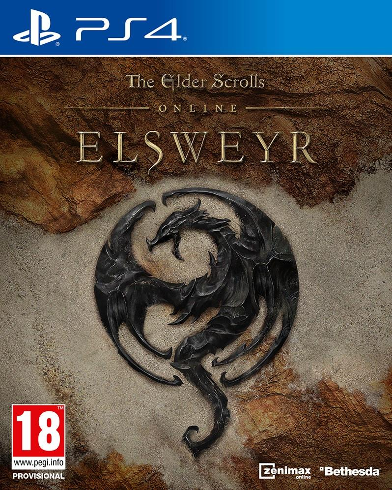The Elder Scrolls Online Elsweyr - PS4
