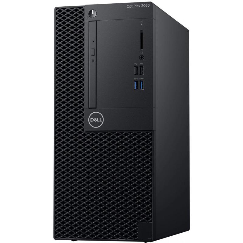 Sistem Brand Dell Optiplex 3060 MT Intel Core i7-8700 RAM 8GB HDD 1TB + SSD 128GB Windows 10 Pro