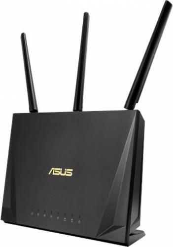 Router Asus RT-AC85P WAN: 1xGigabit Wi-Fi: 802.11ac-2400Mbps