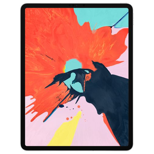 Tableta Apple iPad Pro 12.9 (2018) 512GB Flash 4GB RAM WiFi Silver
