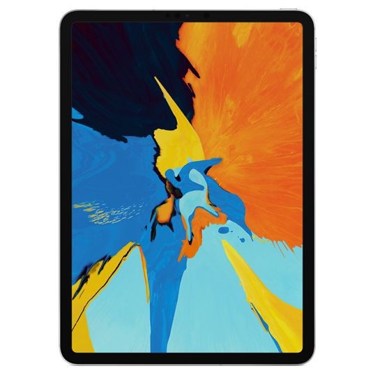 Tableta Apple iPad Pro 11 (2018) 1TB Flash 6GB RAM WiFi Silver