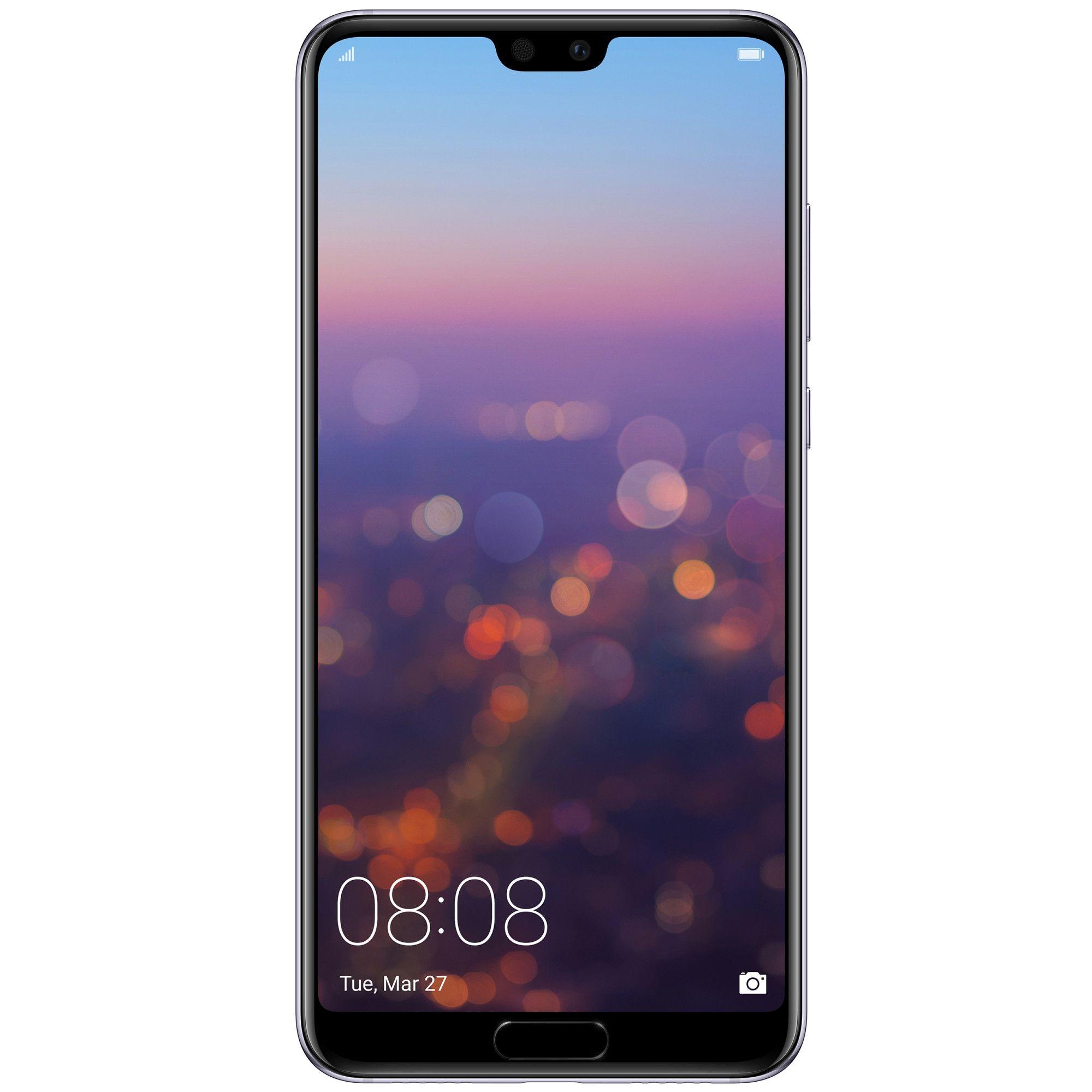 Telefon Mobil Huawei P20 Pro 128GB Flash 6GB RAM Dual SIM 4G Twilight