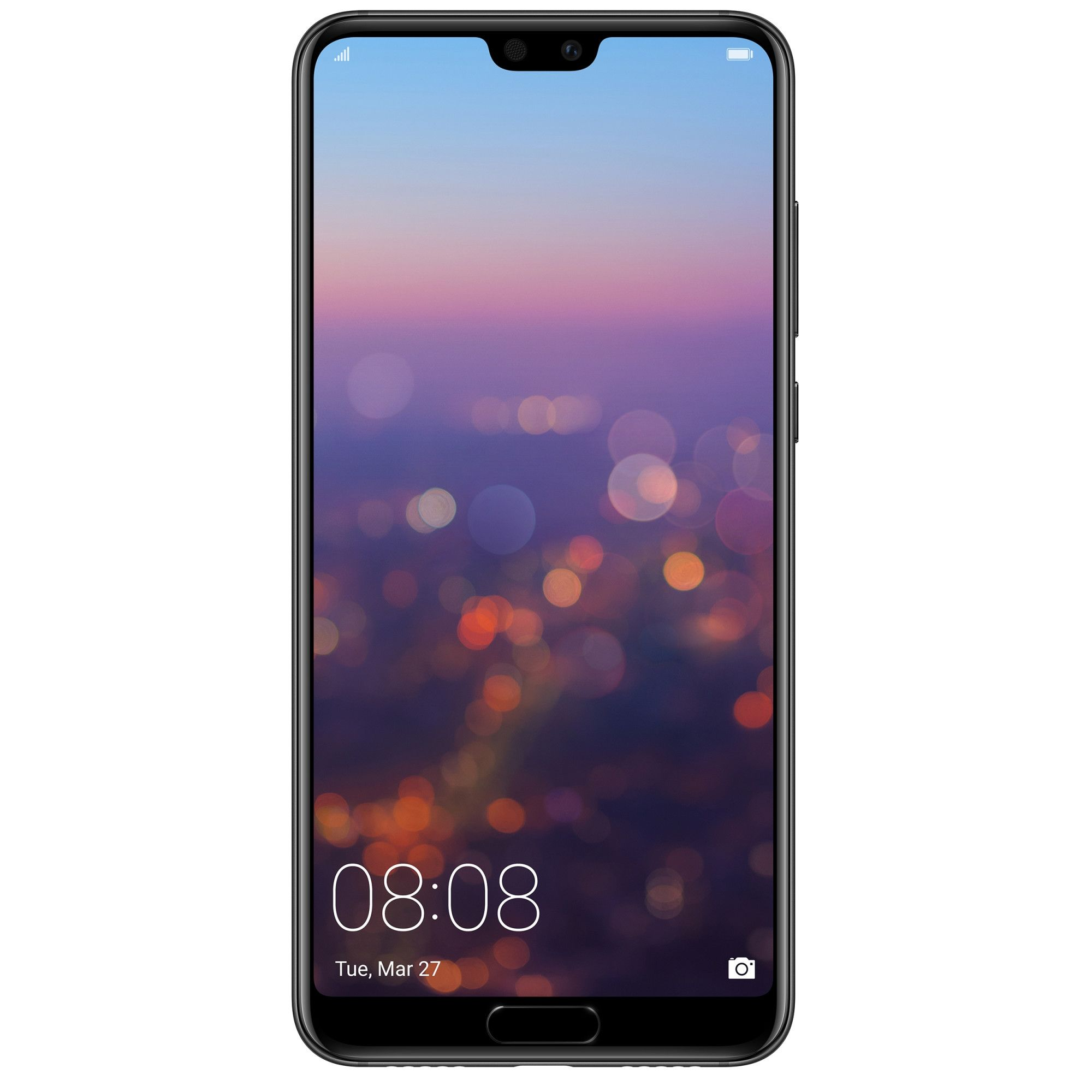 Telefon Mobil Huawei P20 Pro 128GB Flash 6GB RAM Single SIM 4G Midnight Black
