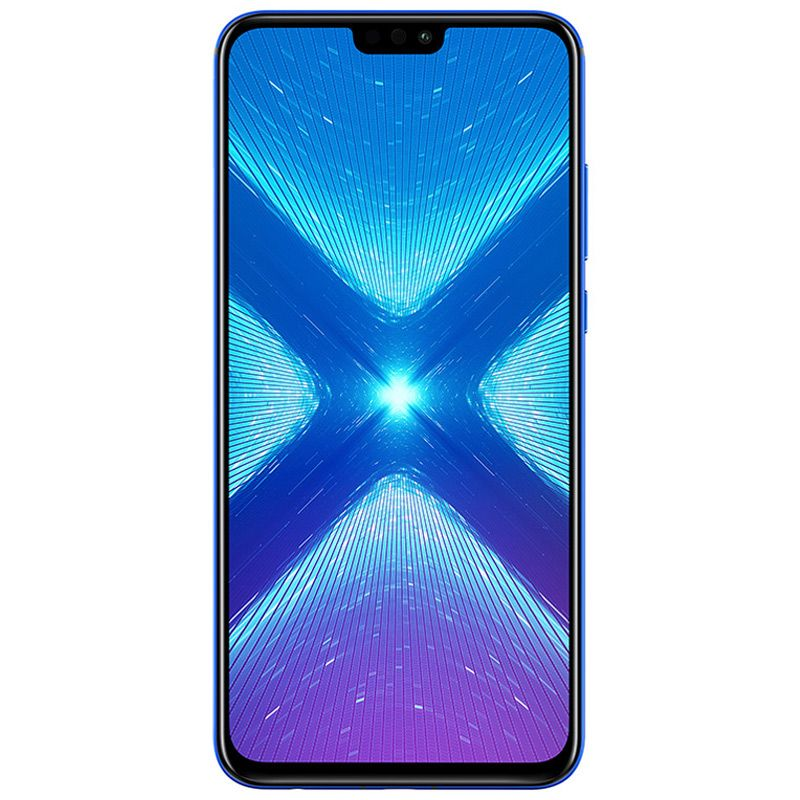 Telefon Mobil Huawei Honor 8X 64GB Flash 4GB RAM Dual SIM 4G Blue