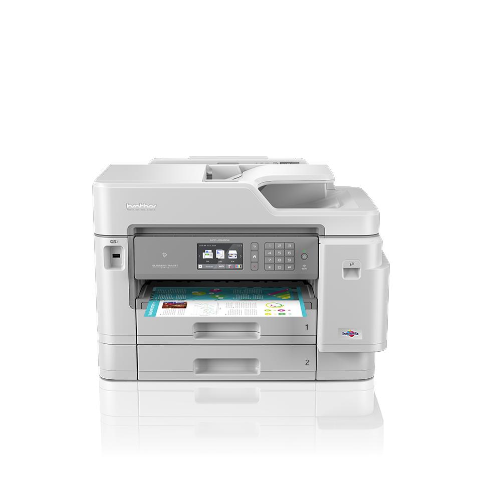 Multifunctional Inkjet Color Brother MFC-J5945DW