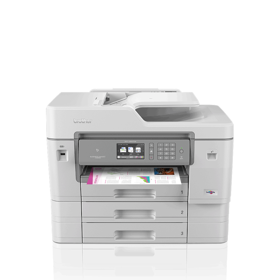 Multifunctional Inkjet Color Brother MFC-J6947DW