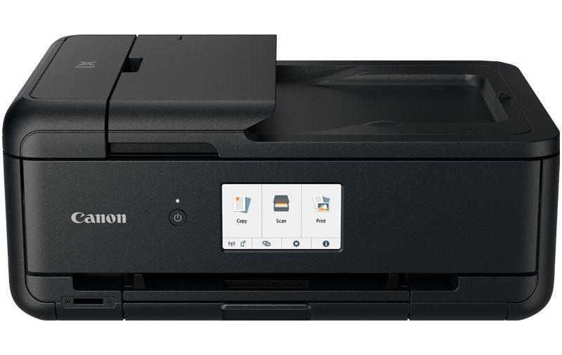 Multifunctional Inkjet Color Canon PIXMA TS9550 Black