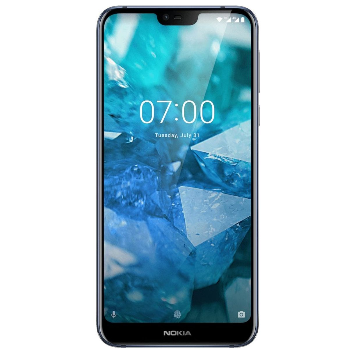 Telefon Mobil Nokia 7.1 (2018) 32GB Flash 3GB RAM Dual SIM 4G Blue