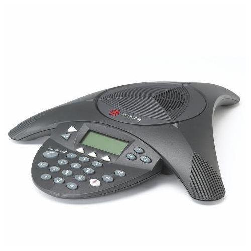 Sistem de audio-conferinta Polycom SoundStation2 Analog Non-Expandable