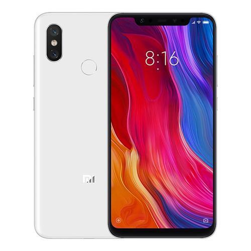 Telefon Mobil Xiaomi Mi 8 64GB Flash 6GB RAM Dual SIM 4G White