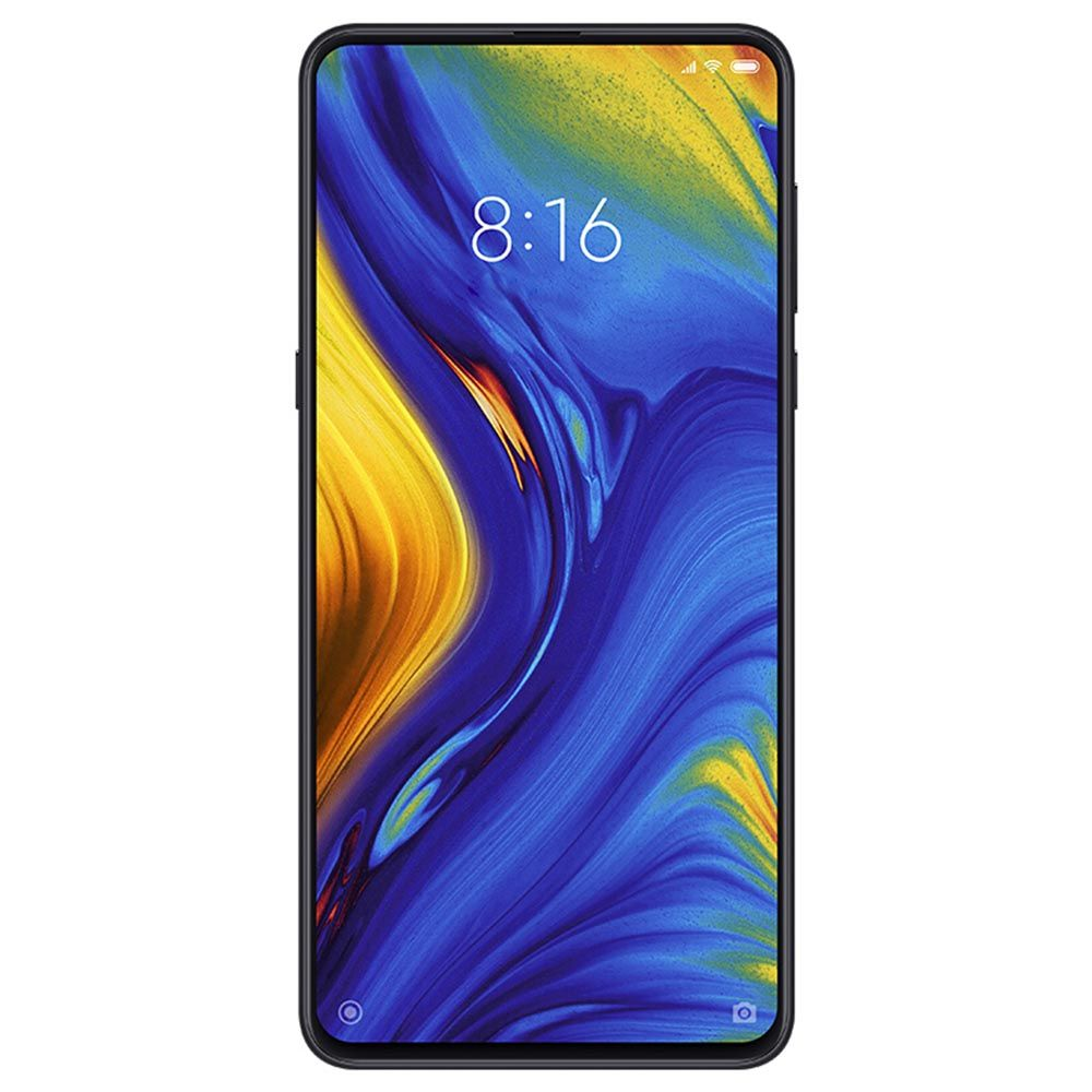 Telefon Mobil Xiaomi Mi Mix 3 128GB Flash 6GB RAM Dual SIM 4G Black
