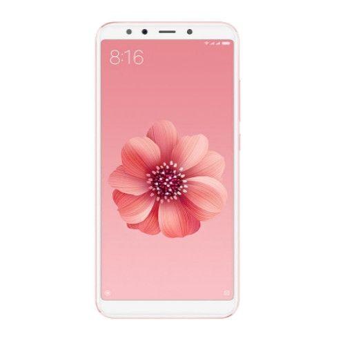 Telefon Mobil Xiaomi Mi A2 64GB Flash 4GB RAM Dual SIM 4G Pink