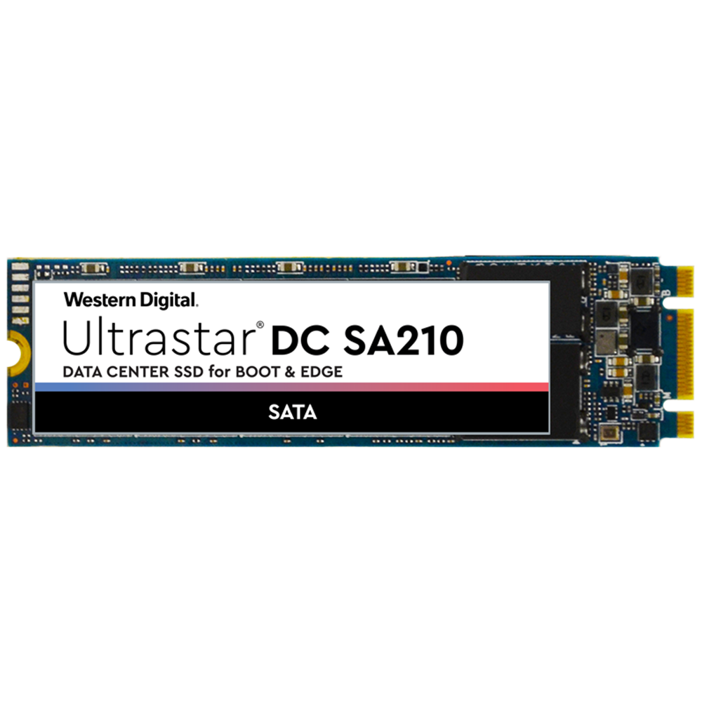 Hard Disk SSD Western Digital Ultrastar DC SA210 480GB M.2 2280