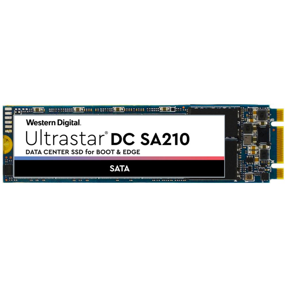 Hard Disk SSD Western Digital Ultrastar DC SA210 120GB M.2 2280