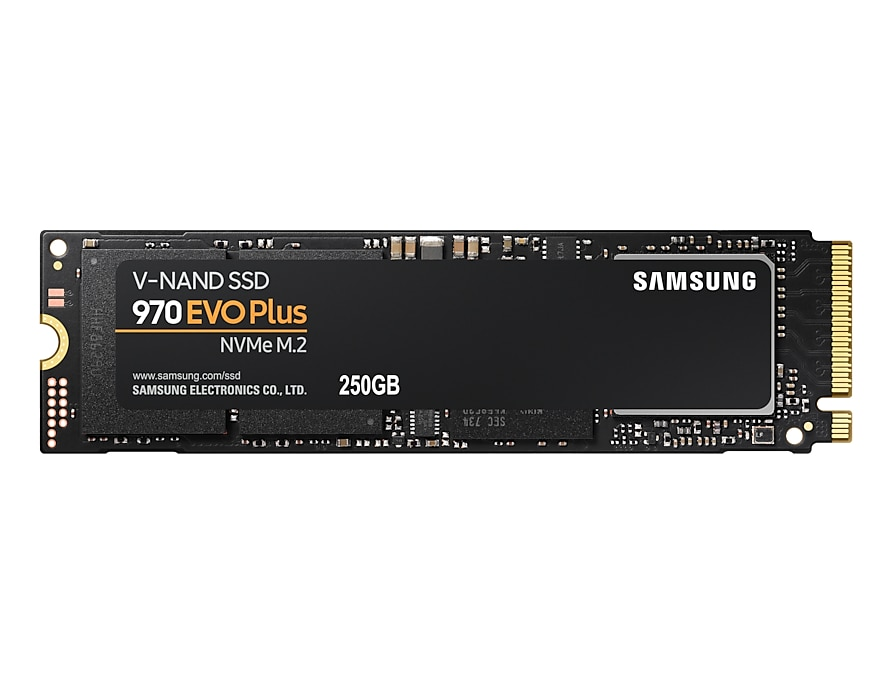 Hard Disk Ssd Samsung 970 Evo Plus 250gb M.2 2280