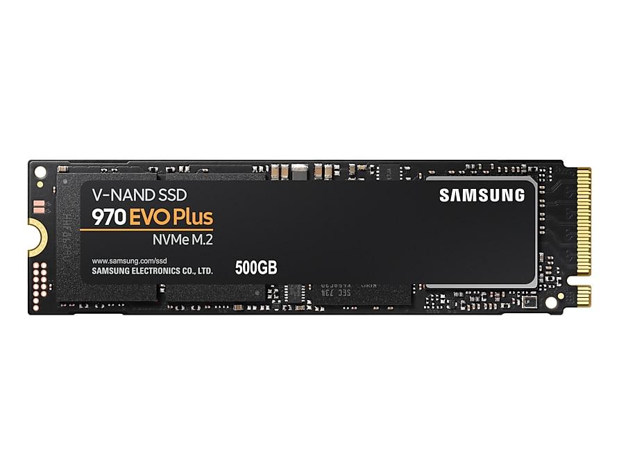 Hard Disk SSD Samsung 970 EVO Plus 500GB M.2 2280