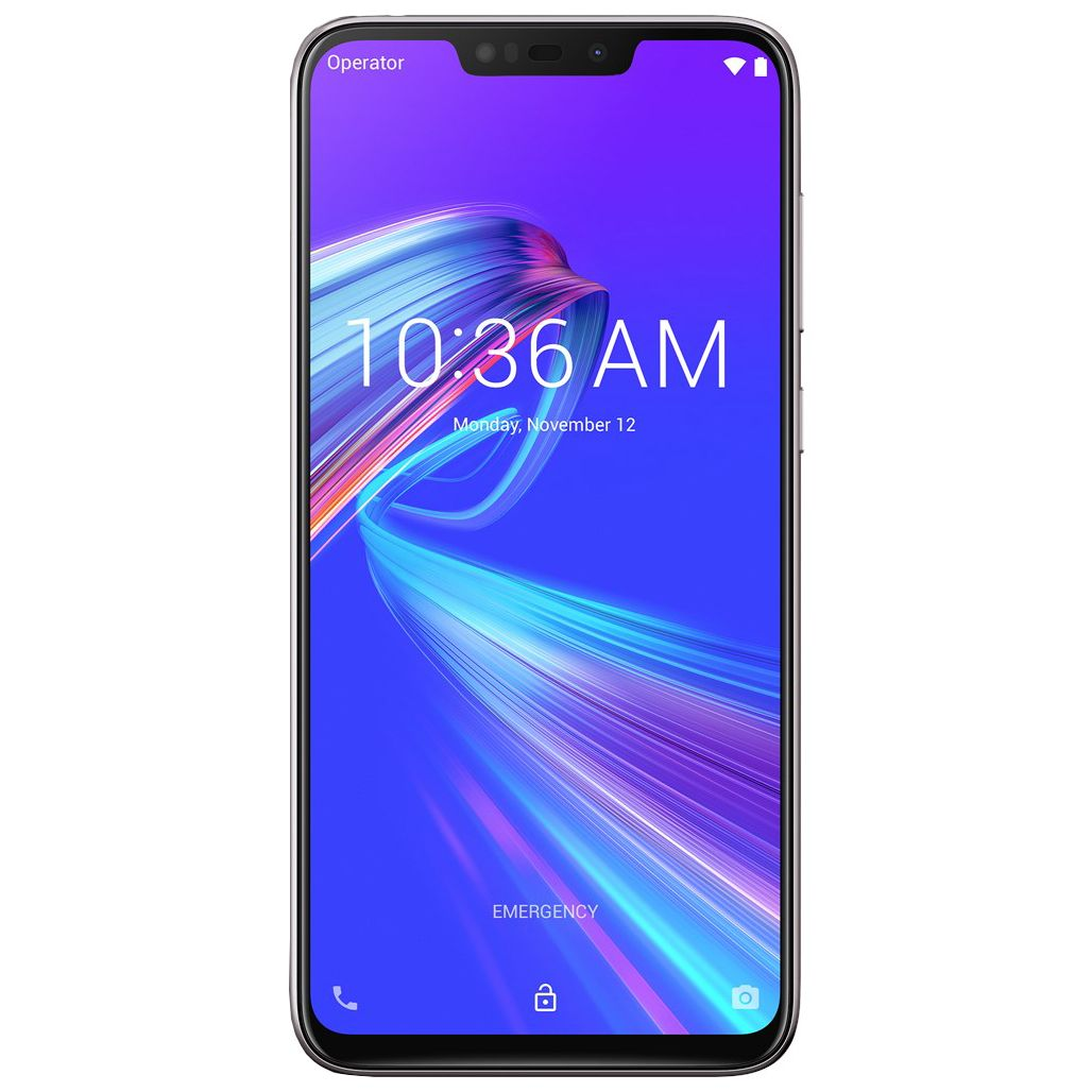 Telefon Mobil Asus ZenFone Max M2 ZB633KL 32GB Flash 4GB RAM Dual SIM 4G Silver