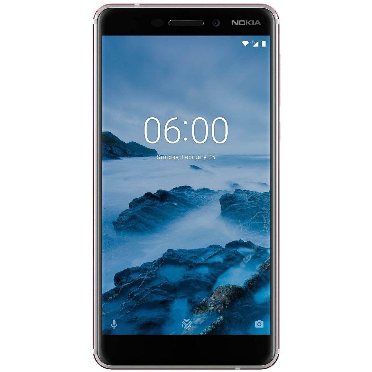 Telefon Mobil Nokia 6.1 (2018) 32GB Flash 3GB RAM Dual SIM 4G White