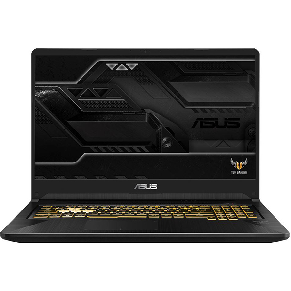 Notebook Asus TUF FX705GE 17.3 Full HD Intel Core i7-8750H GTX 1050Ti-4GB RAM 8GB SSHD 1TB No OS Negru