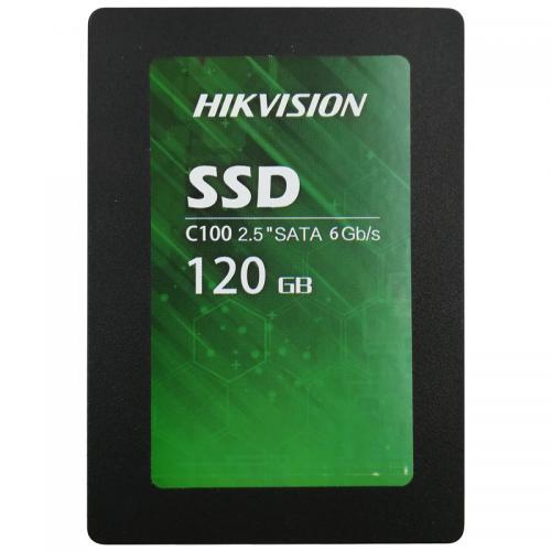 Hard Disk SSD Hikvision C100 120GB 2.5