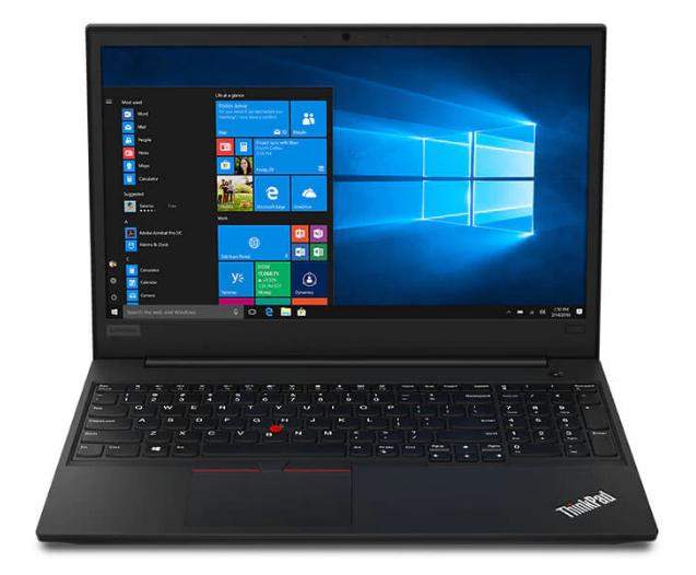 Notebook Lenovo ThinkPad E590 15.6 Full HD Intel Core i7-8565U RAM 8GB SSD 256GB Windows 10 Pro