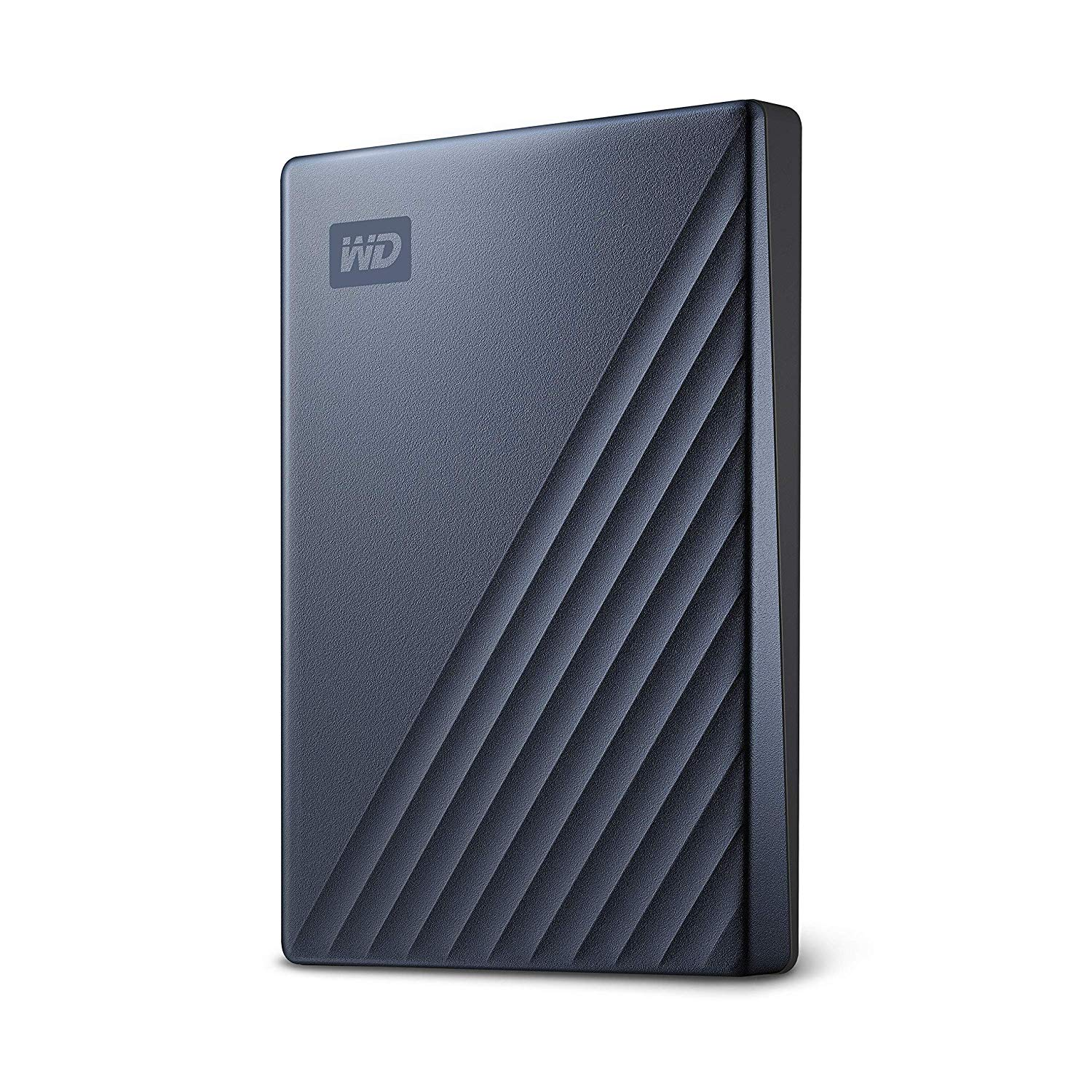 Hard Disk Extern Western Digital My Passport ULTRA 2TB USB-C Blue Black