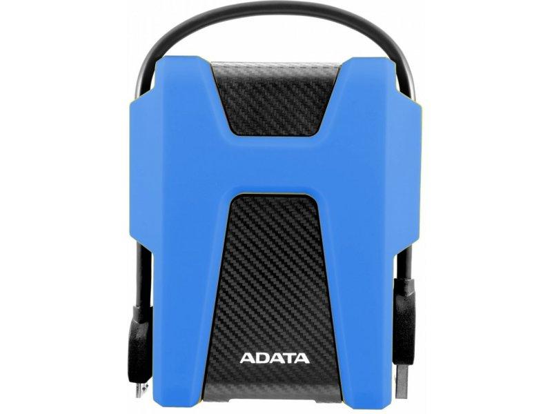 Hard Disk Extern A-Data HD680 1TB USB 3.1 Blue