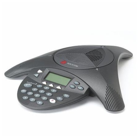 Sistem de audio-conferinta Polycom SoundStation2 Analog Expandable