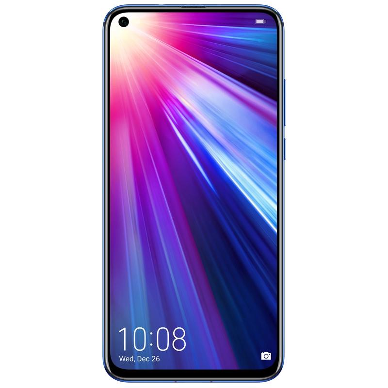 Telefon Mobil Huawei Honor View 20 128GB Flash 6GB RAM Dual SIM 4G Sapphire Blue