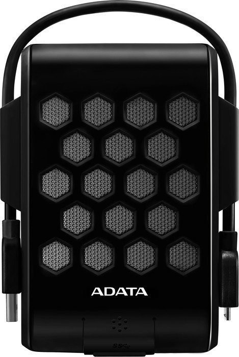 Hard Disk Extern A-Data HD720 1TB USB 3.1 Black