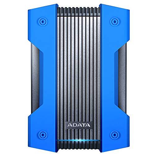 Hard Disk Extern A-Data HD830 4TB USB 3.1 Blue