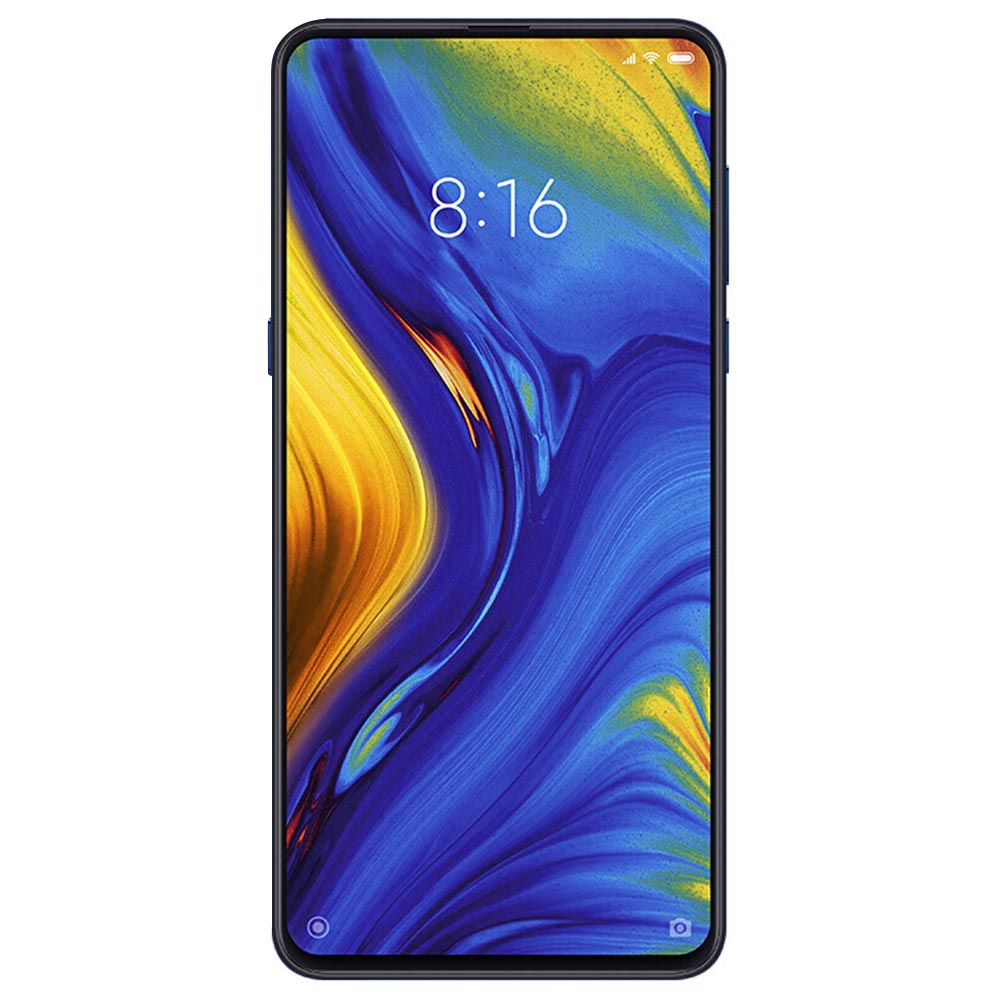 Telefon Mobil Xiaomi Mi Mix 3 128GB Flash 6GB RAM Dual SIM 4G Blue