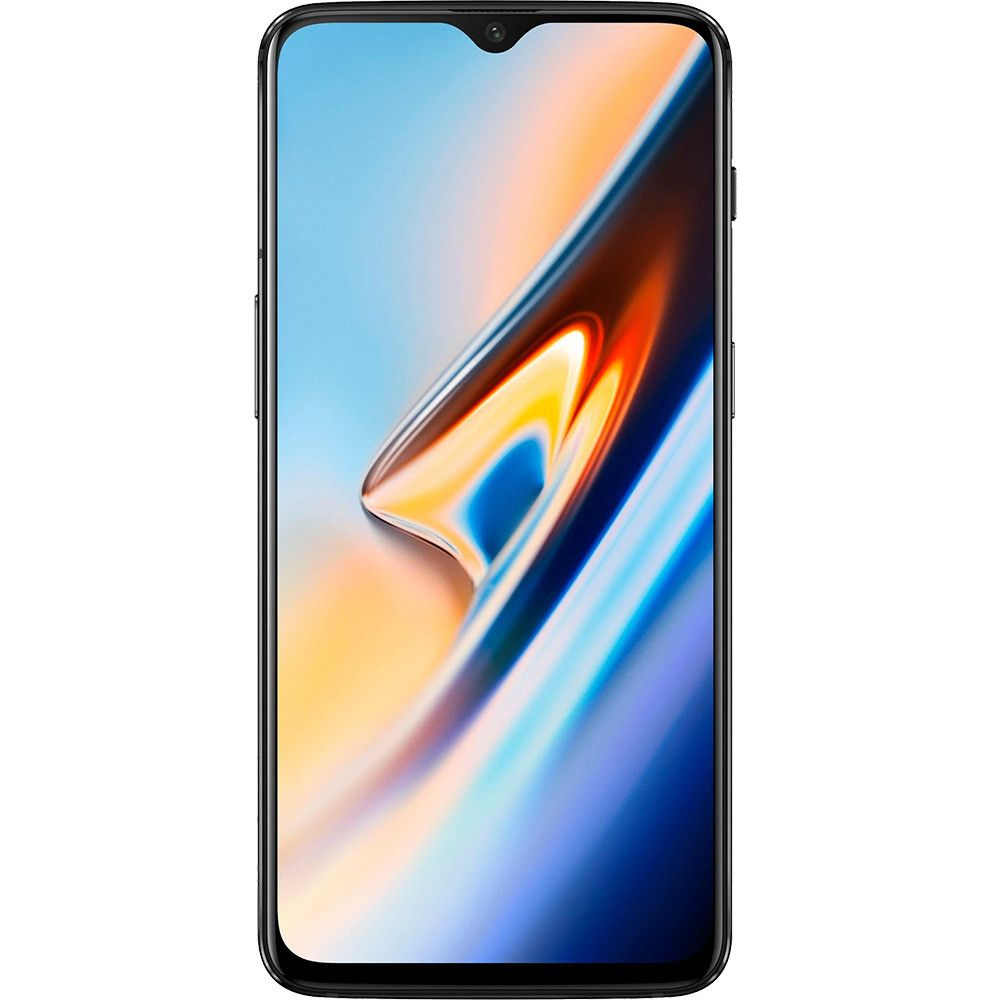 Telefon Mobil OnePlus 6T 128GB Flash 8GB RAM Dual SIM 4G Midnight Black