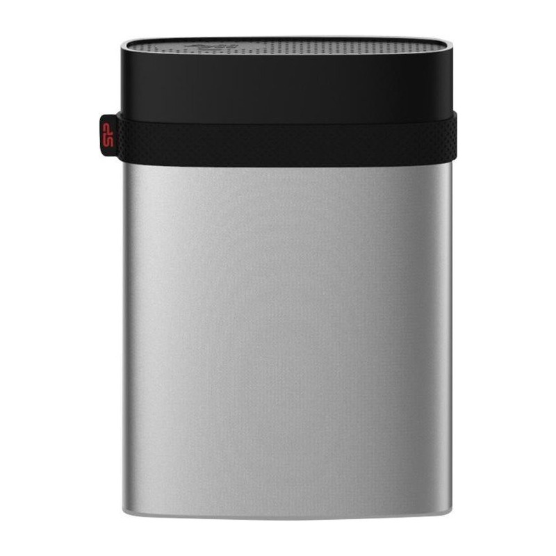 Hard Disk Extern Silicon Power Armor A85 1TB USB 3.0 Silver