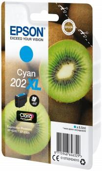 Cartus Inkjet Epson Claria Premium SinglePack 202XL Cyan