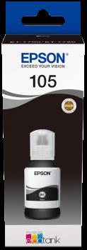 Cartus Inkjet Epson 105 EcoTank Black