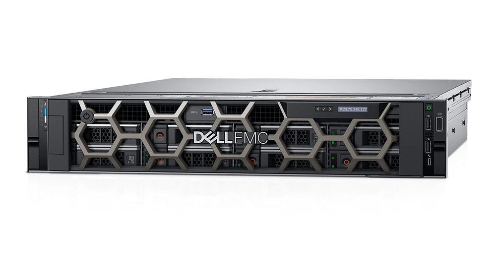 Server Dell PowerEdge R740 Intel Xeon Silver 4110 16GB RAM 600GB SAS PERC H730P 750W Single HotPlug