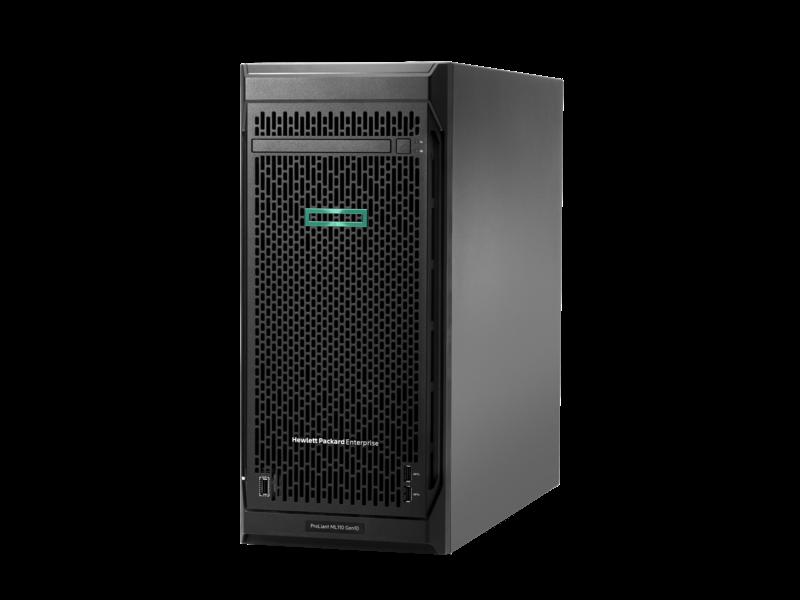 Server HPE ProLiant ML110 Gen10 Intel Xeon Bronze 3104 No HDD 8GB RAM 4xLFF 350W