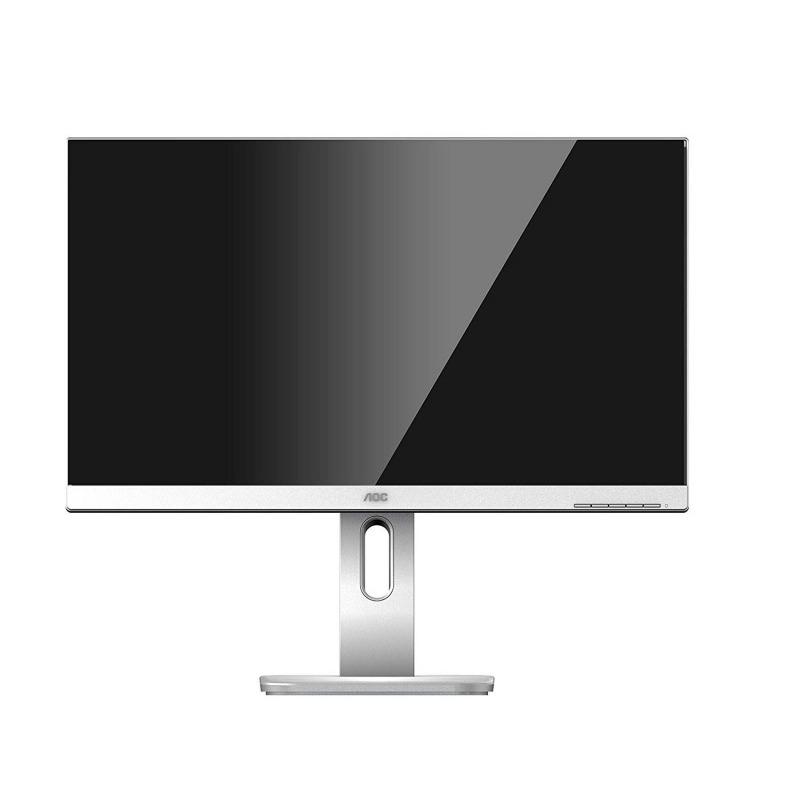 Monitor LED AOC X24P1/GR 24 Full HD 4ms Argintiu
