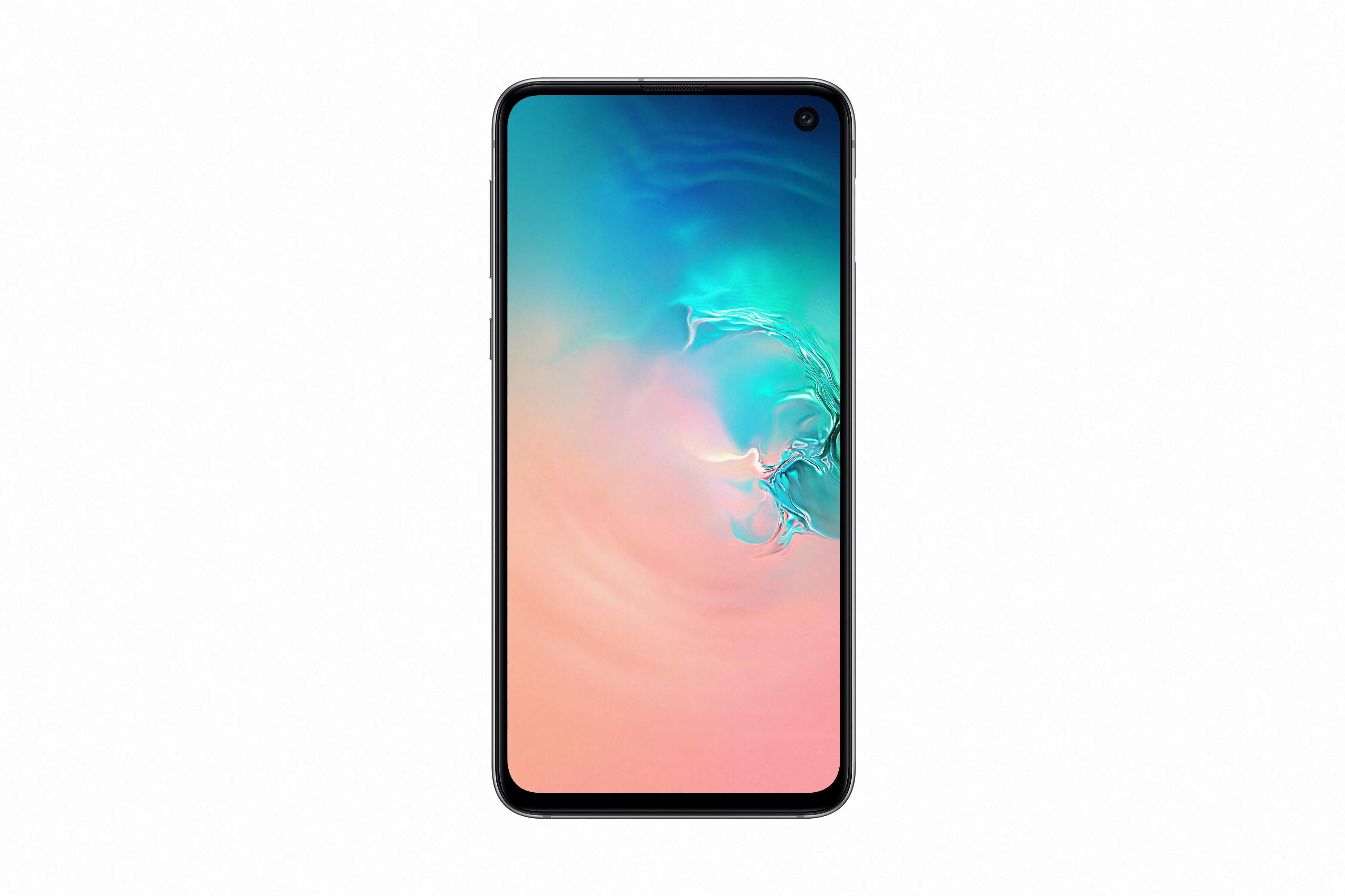 Telefon Mobil Samsung Galaxy S10e G970 128GB Flash 6GB RAM Dual SIM 4G Prism White